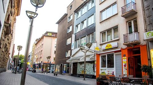 claubergstrasse