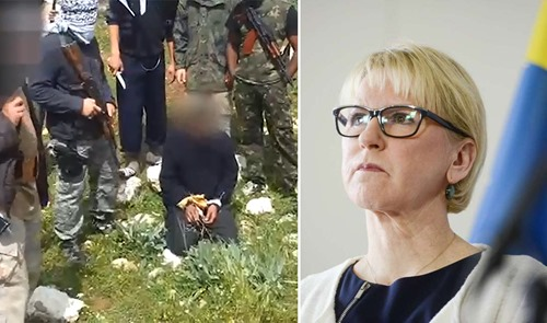 Außenministerin Margot Wallström