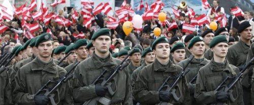 Wehrpflicht in Österreich