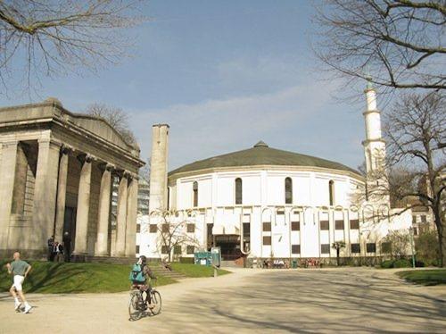 Brussel_Grosse_Moschee_Jubelpark