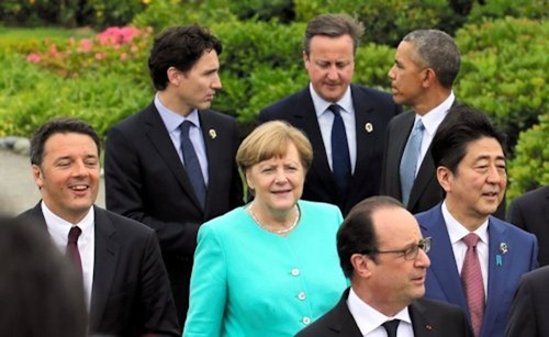 JAPAN-G7-SUMMIT