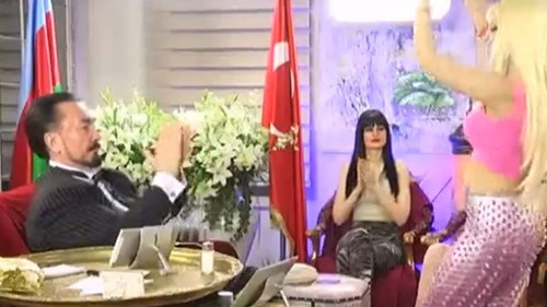 Sektenführer Adnan Oktar[4]