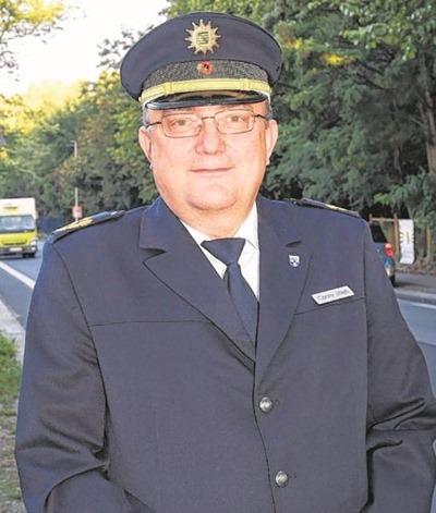 Polizeipräsident Conny Stiehl