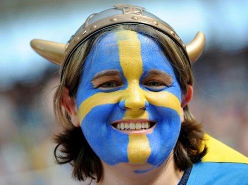 schweden_flagge_gesicht