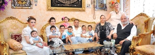 Familie -Sabedin-Tatari-Gelsenkirchen