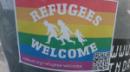 refugees willkommen
