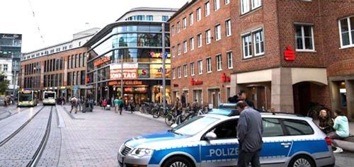 Marienplatz-in-Schwerin