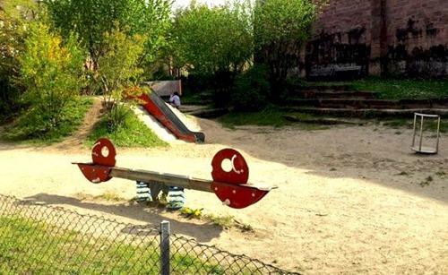 Spielplatz an der Tennenbacher Straße