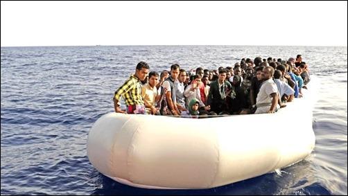 Flüchtlinge-Mittelmeer
