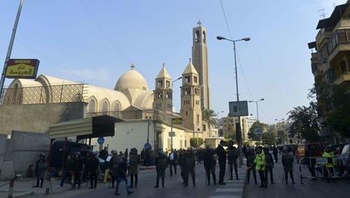 Sankt-Markus-Kathedrale in Kairo