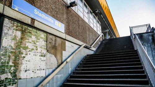 Dortmund_Scharnhorst_Haltestelle