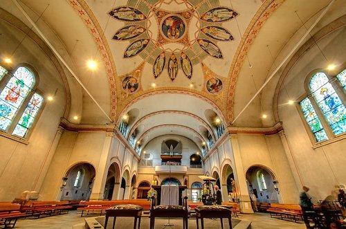 Maria-Magdalena-Kirche-Wattenscheid-Innen
