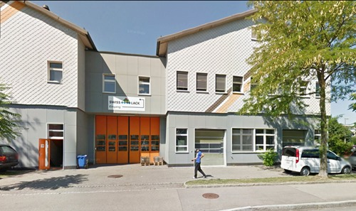 islamisches Kulturzentrum an'Nur in Winterthur