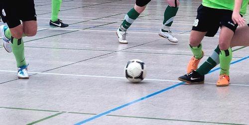 Hallenfußball-Turnier