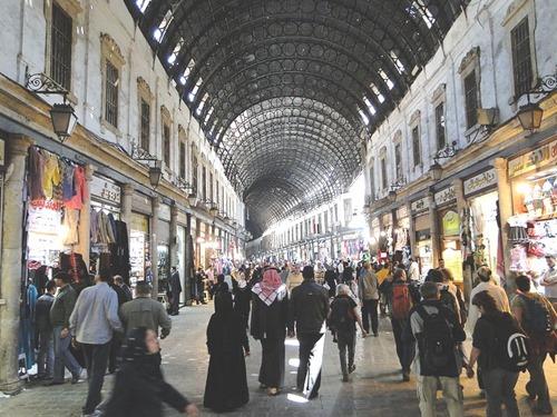 Al-Hamidiyah_Souq