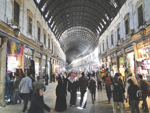 Al-Hamidiyah_Souq
