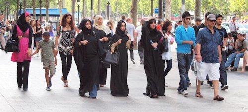 muslimfrauen-paris