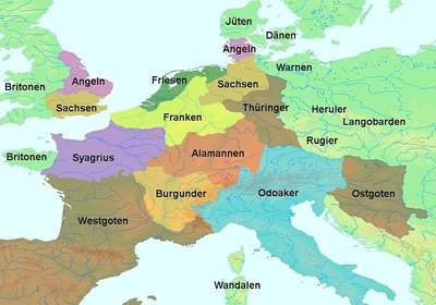 Central_Europe_End_5th_Century_German