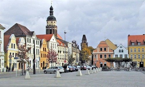 Cottbus-Altmarktbild