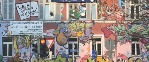 Jugendzentrum Epplehaus in Tübingen