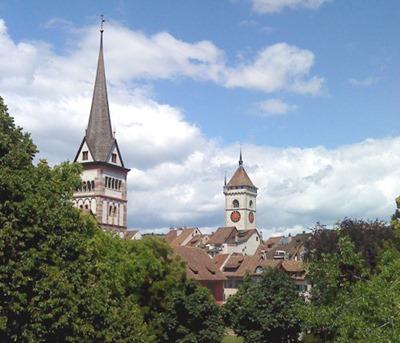 Münster-St.Johann-Schaffhausen