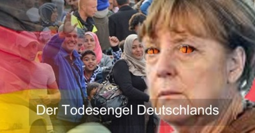 Merkel-Todesengel