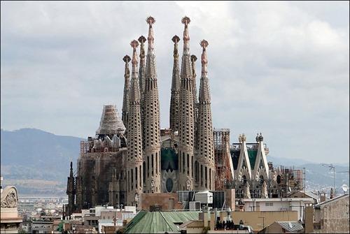 Basilika La Sagrada Familia