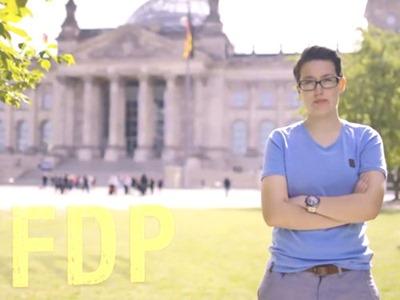 FDP-Politik-Einkaufsladen