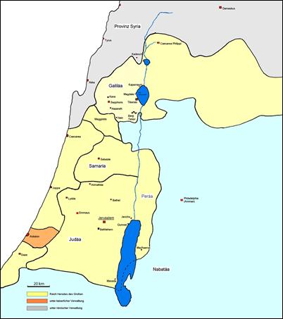 Palästina-Herodes