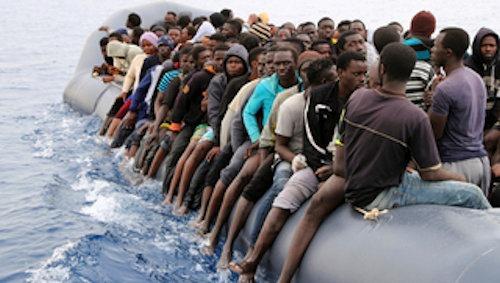 LIBYA-CONFLICT-MIGRANTS-EUROPE