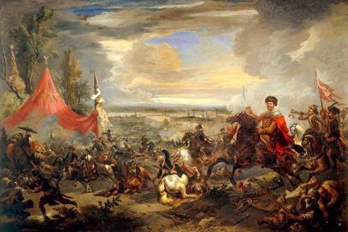 Schlacht_am_Kahlenberg_(Gemälde_Jan_Wyck_1698)