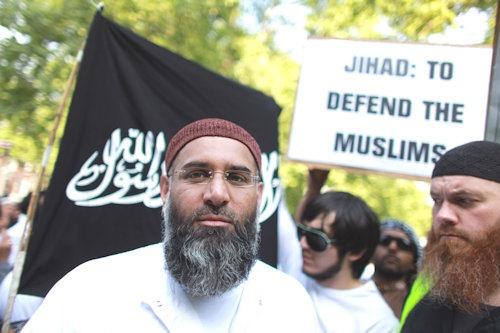 Anjem Choudary britischer Islamist