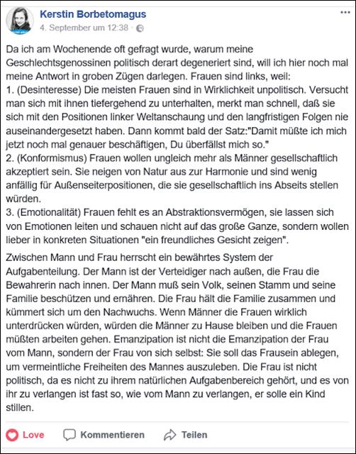 borbetomagus_kerstin_warum_frauen_links_sind