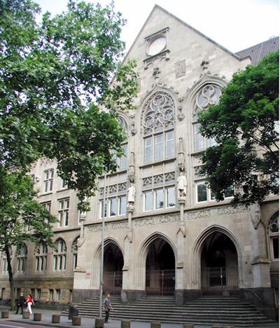 Hansagymnasium-Köln