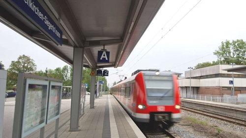 S-Bahnhof Höhenkirchen-Siegertsbrunn
