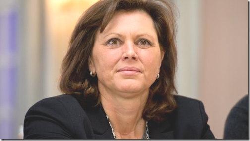 Bayerns Vize-Ministerpräsidentin Ilse Aigner
