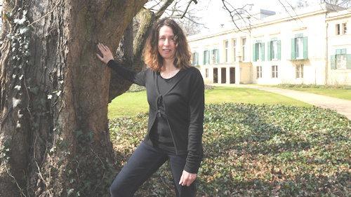 Kunsthistorikerin Susanne F.