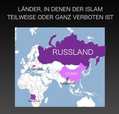 Islam in Russland