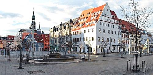 Zwickau_Hauptmarkt_Panorama