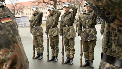 Bundeswehr-Migranten