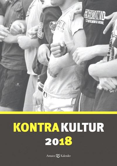 Kontrakultur_Wandkalender2018