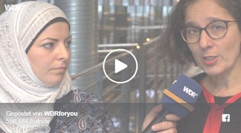 Maya Alkhechen und Isabel Schayani