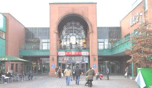 Perlacher Einkaufszentrum