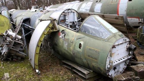 Lockheed_F-104G_Starfigher_Ex