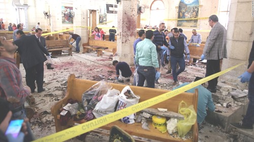 egypt-church-bombing