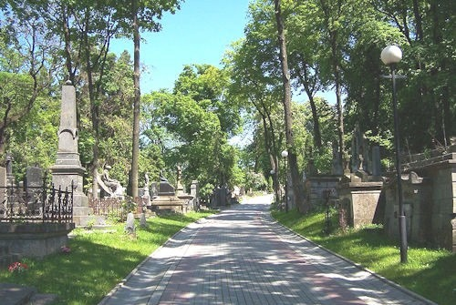 Lwow-Cmentarz
