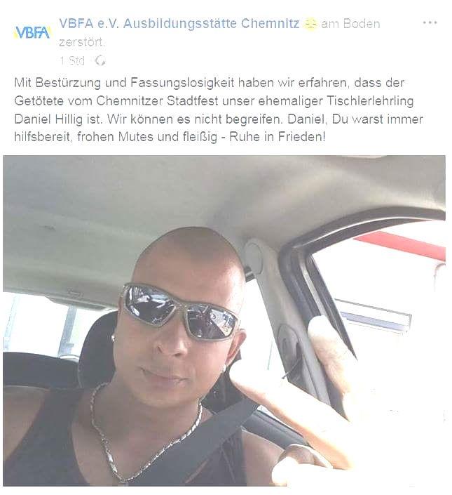 Chemnitz Daniel Hillig