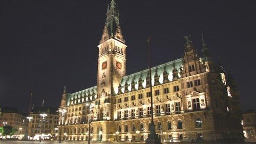Hamburger-Bürgerschaft-Rathaus