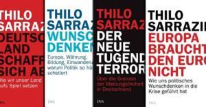 Sarrazin Bücher