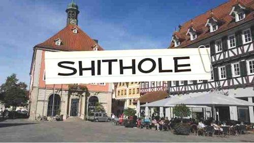 shithole-schorndorf